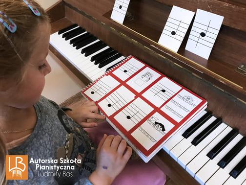 nutki do nauki gry na pianinie