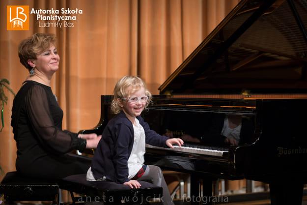 koncert po nauce w szkole pianistycznej